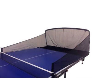 New IPONG CARBON FIBER TABLE TENNIS BALL CATCH NET