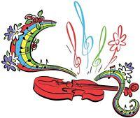 Cours d'Éveil Musical au Jardin Musical, à Longueuil, Rive-Sud