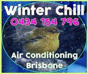 Winter Chill Air Conditionings Brisbane City Brisbane North West Preview