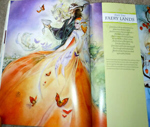 Dreamscapes: Magical Angel, Faery & Mermaid Worlds In Watercolor Kitchener / Waterloo Kitchener Area image 4