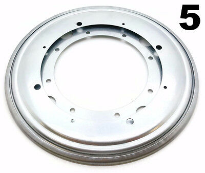 Five 5 Lot Of 12 Inch Lazy Susan Round Turntable Bearings - 1000 Lb Capacity