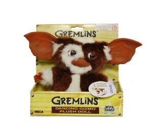 NECA Gremlins Dancing Gizmo Plush available in store!