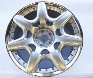 Bentley Continental NEW OEM 20 inch mag wheel 3W0601025AG