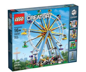 Lego Ferris Wheel 10247 RETIRED PRODUCT HARD TO FIND!!