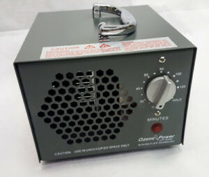 High Power Ozone Generator for Work or Home