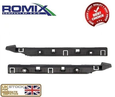 ALFA ROMEO MITO 2008-ON LEFT & RIGHT PAIR SET FRONT BUMPER SUPPORT BRACKET
