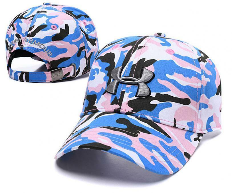 Fashion Embroidered UA Under Armour Logo Baseball Cap Sports Golf Hats Unisex