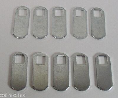 10 Southco Cm-c010 1-14 Straight Cam Lock Latch Zinc Plate Brite Chromate