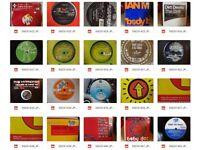 900 x Dance Music Vinyls (1996-2005)