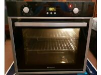 Hotpoint single ovwn