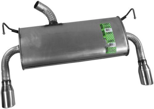 Rear Exhaust Muffler 2013-2018 Ford Escape 1.5L 1.6L 2.0L 2.5L