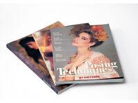 Model Photography books (x3): Posing, Profitable Model Photography, Lighting for Glamour Photography