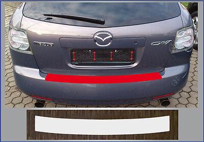 Lackschutzfolie Ladekantenschutz transparent Mazda CX-7, ab 2009