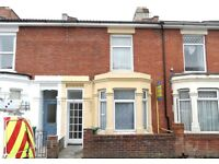 Lovely 4 bedroom house in Wheatstone Road, Southsea available now to students or working