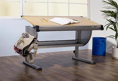 Schüler-Schreibtisch Stockholm höhenverstellbarer Schülerschreibtisch