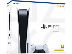 Brand New Sealed PlayStation 5 PS5 for only £550 Disc Version