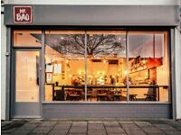 45hours/week Head Chef Position @ Mr Bao in Peckham