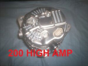 LEXUS ALTERNATOR HIGH AMP LS400 1993-2000 V8 4.0L SC400 95-00 GS400 HIGH OUTPUT
