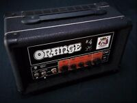 Orange Jim Root Terror Guitar Amp with Custom Head Sleeve - Valve Amplifier