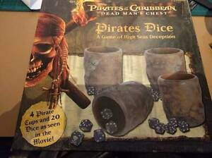Pirates Dice Berowra Hornsby Area Preview