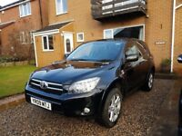 2009 RAV 4 Black Excellent, many extras