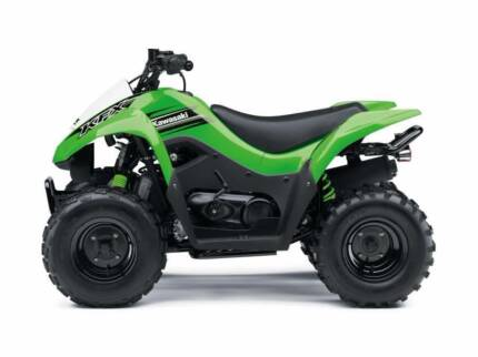 Kawasaki KFX90 BRAND NEW! Quality ATV.