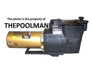 Hayward 3 4 Hp Super Swimming Pool Pump Model Sp2605x7