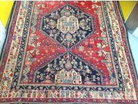 Handmade Persian Carpet /Rug Based in Hounslow
