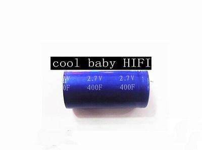 1pc 2.7v 400f Kamcap Farad Super Capacitor Ultra Capacitor