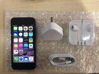IPHONE 5 BLACK/ VISIT MY SHOPP. / UNLOCKED / 16 GB/ GRADE A / WARRANTY + RECEIPT