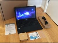 """LIKE NEW/ ASUS LAPTOP / CORE i3 (4 CPU'S) / WIN 10 PRO """