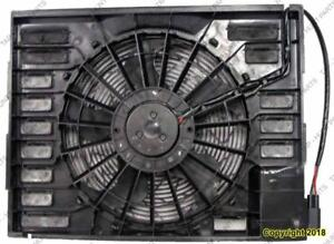 AC Fan Assembly BMW 7-Series 2002-2008