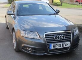 2010 - Audi A6 2.7 S Line Special Le Mans Ed - Full Audi History