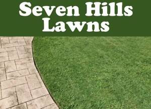 Seven Hills lawn and garden care
