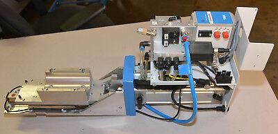 Herrmann Ultrasonic Welder Parts Hmc Cnc Dialog