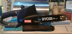 """Ryobi  model P540 18volt battery operated 10 """" chainsaw"""