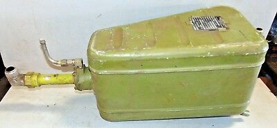 Sikorsky H 19 Chicksaw Model S55 Helicopter 9 4 Gallon Oil Tank   514 30 7102 B