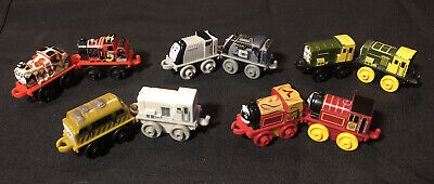RARE Variations Lot - Thomas The Train Minis - Lot Of 10 - James, Diesel, Victor