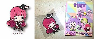PriPara TINY Rubber Badge Sophy Hojo Prism Paradise Fragments T-ARTS Licensed NW
