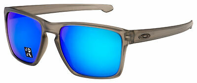 Oakley Sliver XL Sunglasses OO9341-0357 Grey Ink | Sapphire Iridium (Oakley Iridium Sunglasses)