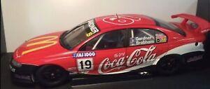 1:18 scale Coca Cola ( Gardner / Brabham ) $120 with COA & Box Noosaville Noosa Area Preview