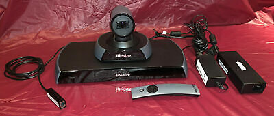 Lifesize Icon 600 Video Conferencing System Lfz-023 Camera S Lfz-029 Remote Ps