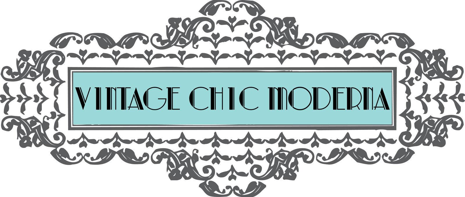 Vintage Chic Moderna