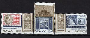 Monaco-1995-Musee-des-Timbres-et-des-Monnaies-Neuf-MNH