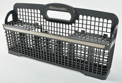 KitchenAid Elite Dishwasher Silverware Basket WPW10190415 8531282 8562044