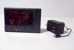 Ambient Weather RC-8401 Projection Clock with Forecast (No Outdoor Sensor)