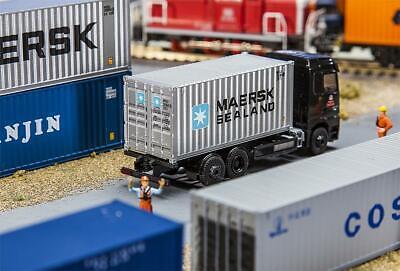 FALLER 180823 HO 20/' conteneurs Maersk sealand #neu en OVP #