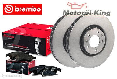 BREMBO Bremsenset Seat Ibiza + Toledo | Skoda Fabia |VW Polo Vorne 288MM