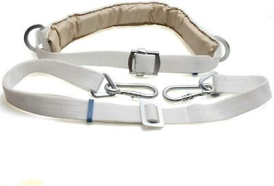 Safety Belt With Adjustable Lanyard Tree Construction Harness Protective Gear