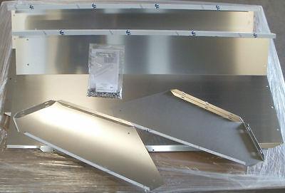 """Triton 04775 Aluminum Salt Shield Kit - 101"""" Wide Shield"""